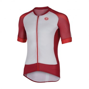 Castelli Climber's 2.0 jersey white/red men 16009-001