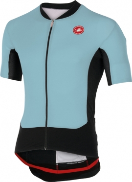 Castelli Rs superleggera jersey pale blue men