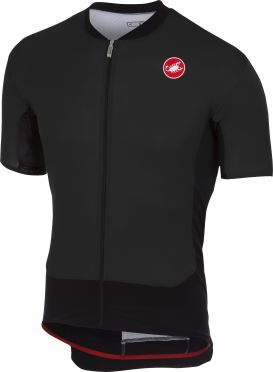 Castelli Rs superleggera jersey light black men