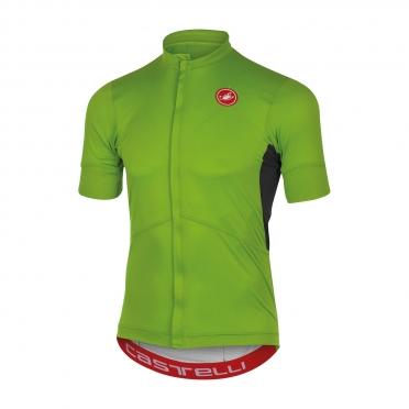 Castelli Imprevisto nano jersey green men 16011-038