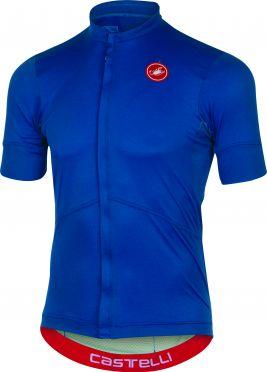 Castelli Imprevisto nano jersey blue men
