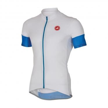 Castelli Entrata 2 jersey white men 16013-001