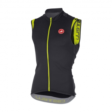 Castelli Entrata 2 sleeveless jersey anthracite men 16014-009