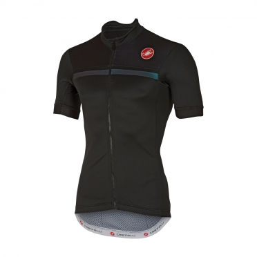 Castelli Iridescente jersey black men 16017-010