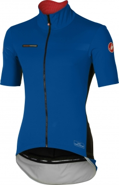 Castelli Perfetto light short sleeve jersey surf blue men 16045-057