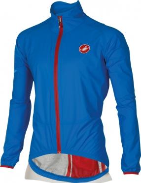Castelli Riparo rain jacket blue men 16050-059