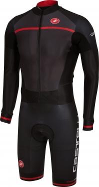Castelli Sanremo 2 thermosuit black/red men 14500-231 Kopie