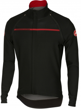 Castelli Perfetto convertible jacket black men 16506-010