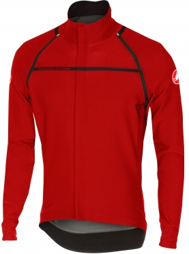 Castelli Perfetto convertible jacket red men 16506-023