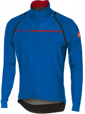 Castelli Perfetto convertible jacket surf blue men 16506-057