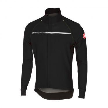 Castelli Perfetto convertible jacket light black men