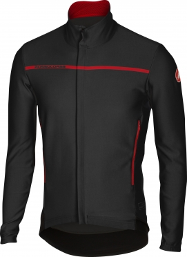 Castelli Perfetto long sleeve jacket black men 16507-010