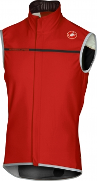 Castelli Perfetto vest red men 16508-023