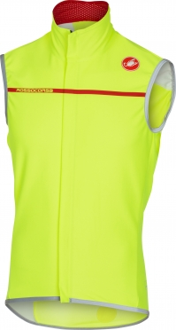 Castelli Perfetto vest yellow-fluo men 16508-032