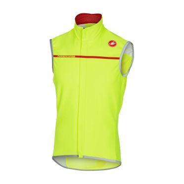 Castelli Perfetto vest yellow-fluo men 16508-032