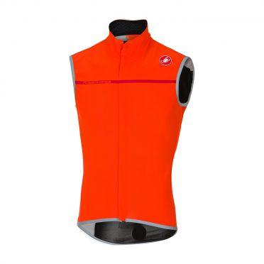 Castelli Perfetto vest orange men