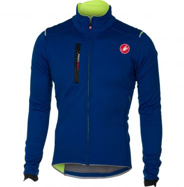 Castelli Espresso 4 jacket blue men