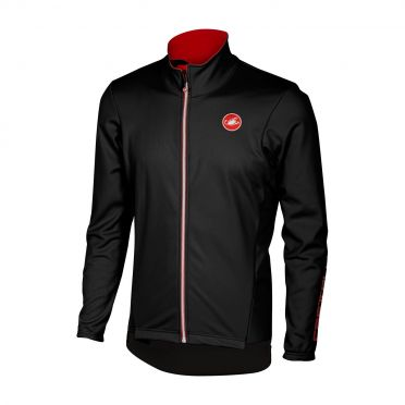 Castelli Senza 2 jacket black men