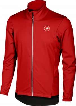 Castelli Senza 2 jacket red men 16510-023