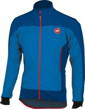 Castelli Mortirolo 4 jacket blue men 16511-059