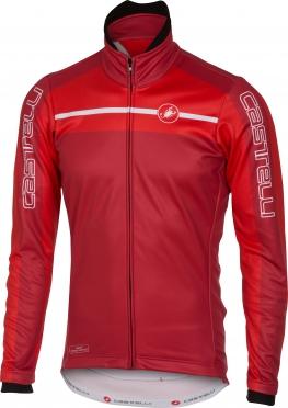 Castelli Velocissimo jacket red men 16513-017