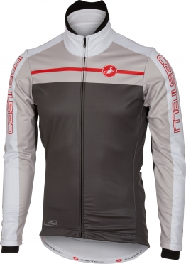 Castelli Velocissimo jacket anthracite/grey men 16513-980
