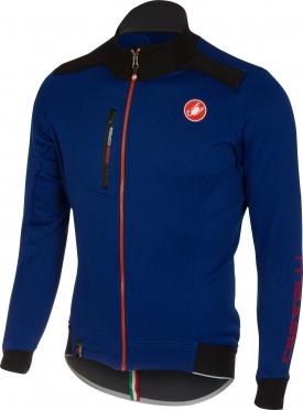 Castelli Potenza jersey FZ surf blue men 16515-057