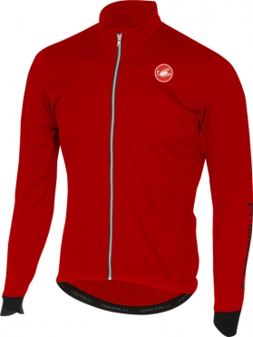 Castelli Puro 2 jersey red men 16516-023