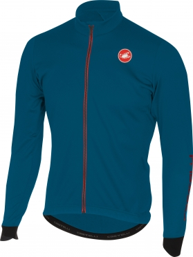 Castelli Puro 2 jersey surf blue men 16516-057