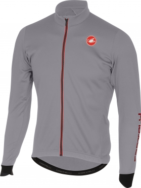 Castelli Puro 2 jersey grey men 16516-080