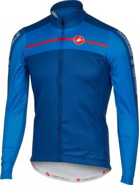 Castelli Velocissimo jersey FZ blue men 16517-057