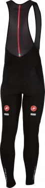 Castelli Velocissimo 3 bibtight black men 16522-010