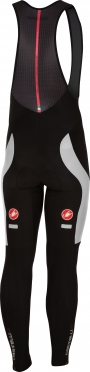 Castelli Velocissimo 3 bibtight black/white men 16522-101