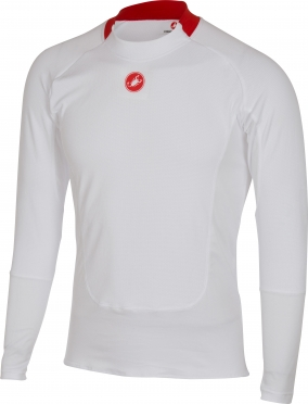 Castelli Prosecco LS baselayer men white 16528-001
