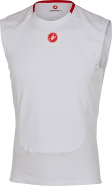 Castelli Prosecco sleeveless baselayer men white 16530-001