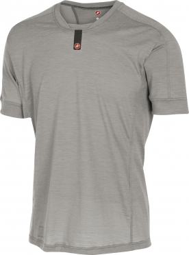 Castelli Procaccini SS baselayer men grey 16532-080