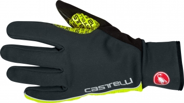 Castelli Spettacolo glove anthracite/yellow-fluo men 16534-932