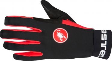 Castelli Scalda glove black/red men 16535-123