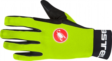 Castelli Scalda glove yellow-fluo men 16535-321