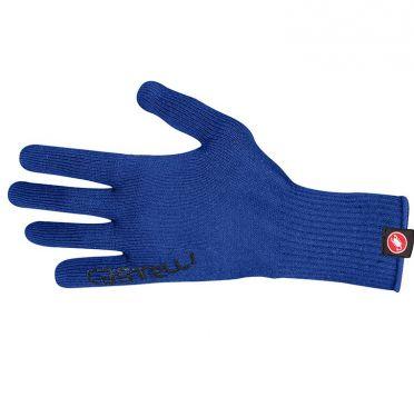 Castelli corridore glove blue men