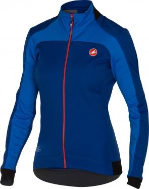 Castelli Mortirolo 2 W jacket blue women 16541-057