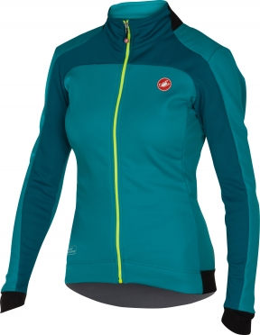 Castelli Mortirolo 2 W jacket laguna/ocean women 16541-079