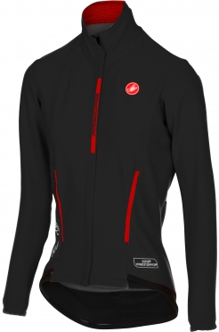 Castelli Perfetto W long sleeve jacket black women 16542-010