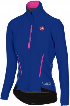 Castelli Perfetto W long sleeve jacket blue women 16542-057
