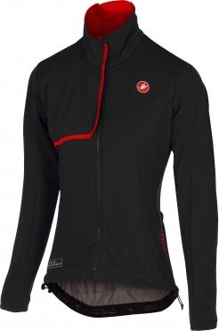 Castelli Indispensabile jacket black/red women 16543-010