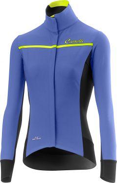 Castelli Trasparente 3 W jersey blue women