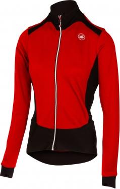 Castelli Sciccosa jersey FZ red/black 16547-023