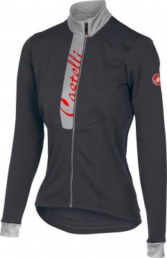 Castelli Sorriso jersey FZ Anthracite 16548-009