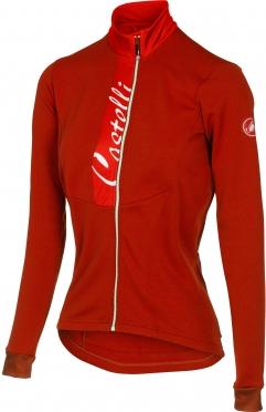 Castelli Sorriso jersey FZ red 16548-017