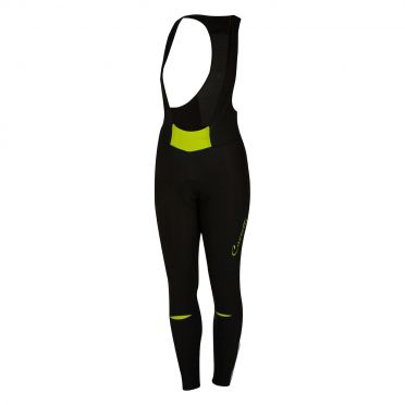 Castelli Chic bibtight black/lime women